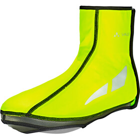 VAUDE Wet Light III Kengänsuojat, neon yellow